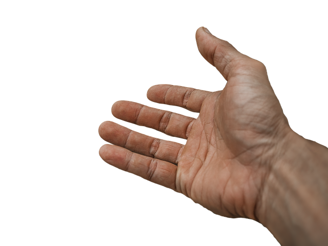 pomocná ruka