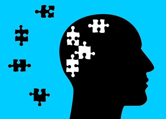 puzzle v hlavě
