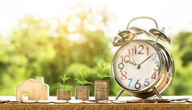 rostoucí hypotéka s budíkem