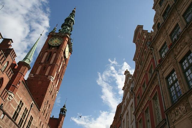 Radnice, Gdaňsk